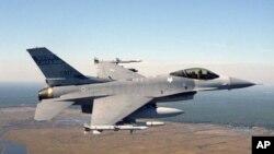 F-16 战机是台湾希望得到的武器
