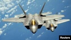 """США вперше використали """"Рапторів"""" у бою. ФОТО"""