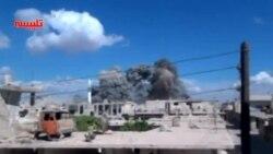 США и Россия спорят о целях воздушных ударов в Сирии