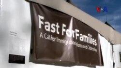 Göçmenlik Reformu İçin Açlık Grevi
