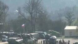 روسیه کنترول نظامی کریمیه را بر دست گرفت