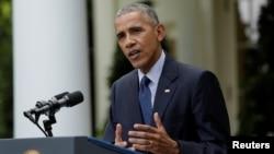 美國總統奧巴馬10月5日資料照。
