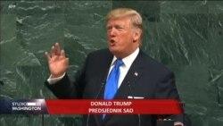 Suzbijanje prijetnje oružjem za masovno uništenje Trumpov je prioritet na generalnoj skupštini UN-a