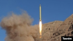 آزمایش موشکی ایران با موشک بالستیک قدر، اسفند سال ۱۳۹۴