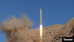 Iran's missile test, March 2016