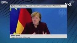 德國總理批評中國疫情處理不透明