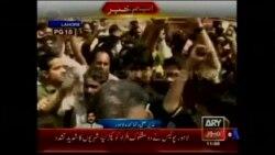 2015-03-15 美國之音視頻新聞: 炸彈襲擊巴基斯坦兩座教堂14人喪生