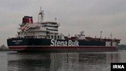 Британский танкер Stena Impero был, по заявлению иранских властей, захвачен в пятницу в Ормузском проливе