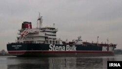 Stena Impero британський танкер, захоплений Іраном