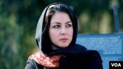 خالده خرسند رئیس مرکز مطالعات و تحقیقات زنان در ولایت هرات