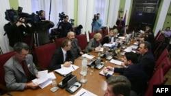 Članovi Odbora za Kosovo i Metohiju razmatraju predloženi budžet Ministarstva za Kosovo i Metohiju za 2012