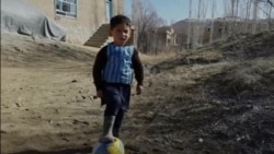 Young Afghan Messi Fan Becomes Internet Celebrity