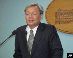 台湾司法院副院长被提名人苏永钦