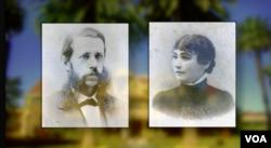 威廉· 温彻斯特和莎拉· 温彻斯特 温彻斯特