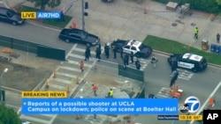 Penembakan di kampus UCLA