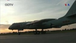 Trung Quốc điều máy bay ném bom hạt nhân tuần tiễu Biển Đông