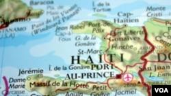 Kat Jewografik Ayiti
