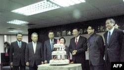海基会庆祝成立19周年