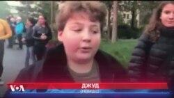 Ученик 9 - го класса стал очевидцем атаки в Нью-Йорке