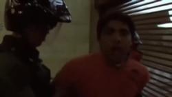 نيروهای انتظامی ونزوئلا به دفتر حزب مخالف حمله بردند