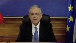 希腊议会对紧缩措施进行投票