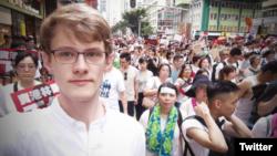 """被中国驱逐的德国青年: """"有些理想不能随便放弃"""""""