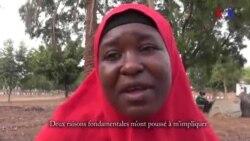 Presque deux ans déjà que les filles de Chibok ont été enlevées au Nigeria
