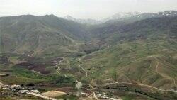 در این تصویر منطقه حاج عمران را واقع در خاک ایران و در ۷۰ کیلومتری اربیل مرکز دولت خودگردان اقلیم کردستان مشاهده می کنید که نیروهای نظامی ایران با آتش توپخانه مورد هدف قرار داد. ۸ ژوئن ۲۰۱۱