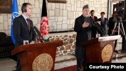 کرزی می گوید که افغانستان و پاکستان هردو قربانی دهشت افگنی هستند