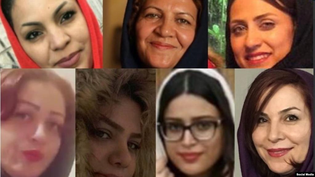 تعدادی از درویشان زن بازداشت شده