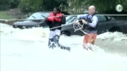 South Carolina Faces Epic Flooding