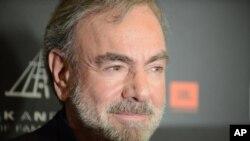Nominaciones al Oscar-Neil Diamond cancela gira por enfermedad