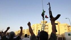 انتقال کابينه نيروهای ضد قذافی به طرابلس