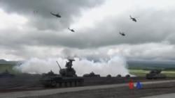 日本2017年度防務預算創新高