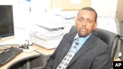 Martida: Prof. Afyare Cabdi Cilmi