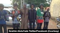Ibrahim Abdul'aziz Yola da abokansa Fulani