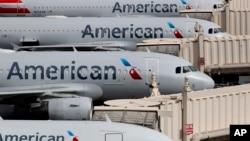 Dampak pandemi Covid-19 telah memukul maskapai penerbangan di seluruh dunia, termasuk American Airlines (foto: dok).