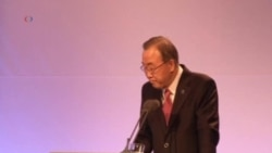 UN Chief Condemns Anti-gay Laws