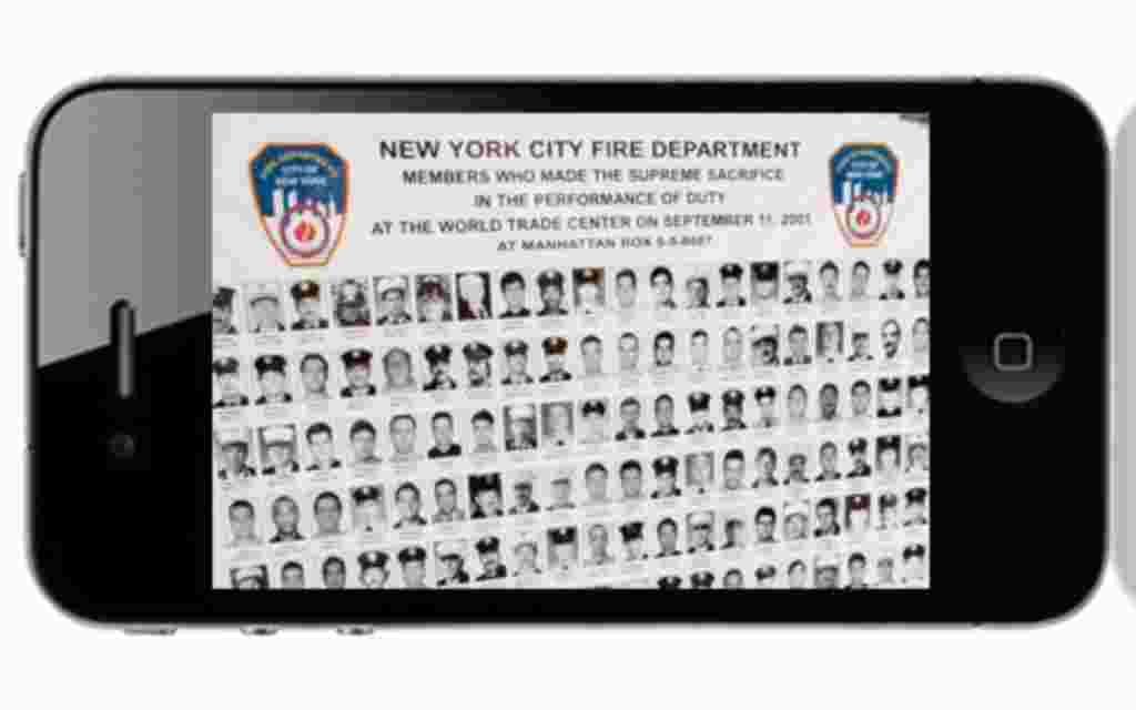 Las estaciones de bomberos de Nueva York recuerdan a sus colegas que murieron en el 11-S.