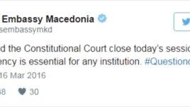 Maqedoni: Ndryshon ligji për amnisti për shkelje zgjedhore