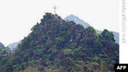 VN: Công an xô xát với giáo dân tại Giáo xứ Đồng Chiêm