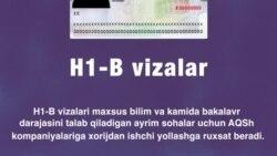 H1-B vizalari