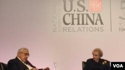 美國前國務卿談中國對川普與蔡英文通電話的反應