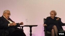 美国前国务卿谈中国对川普与蔡英文通电话的反应