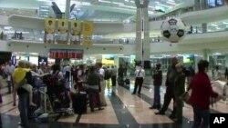 การเตรียมความพร้อม ด้านการควบคุมความปลอดภัย ในการแข่งขันฟุตบอลโลกที่อาฟริกาใต้