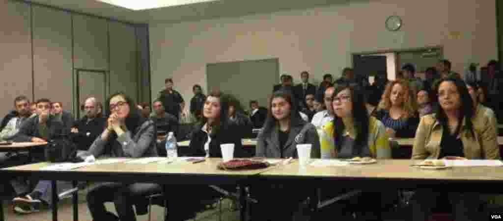 Kaliforniyanın İrvin universitetində Xocalı faciəsinin 21-ci ildönümü ilə əlaqədar prezentasiya