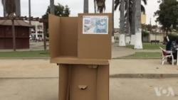 Feira Cidadania Benguela: Por eleições sem intolerância