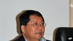 台美國會議員聯誼會訪美團團長李明星