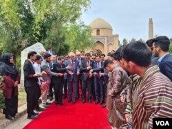 Xalqaro seminarda O'zbekiston prezidentining Afg'oniston bo'yicha maxsus vakili Ismatilla Irgashev ham qatnashdi