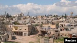 Kota Khan al-Assal, dekat Aleppo yang menurut Damaskus mendapat serangan senjata kimia dari pemberontak (foto: dok).